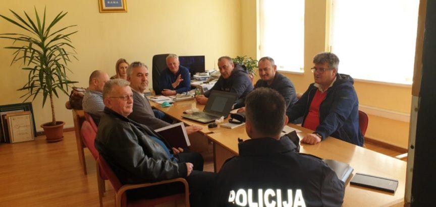 Stožer Civilne zaštite Prozor-Rama: Obavezno evidentiranje svih osoba koje borave na području općine Prozor-Rama a nemaju prebivalište