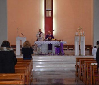 Snimka svete mise iz crkve Presvetog Srca Isusova u Prozoru