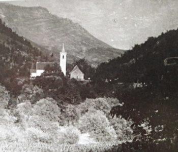 Napad na crkvu i župnika na Gračacu
