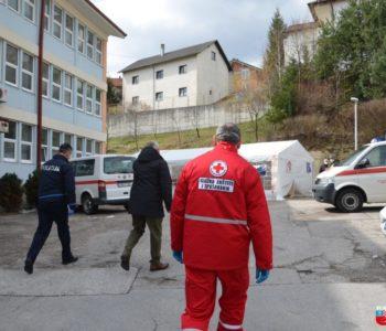 Dnevno izvješće Stožera civilne zaštite općine Prozor-Rama