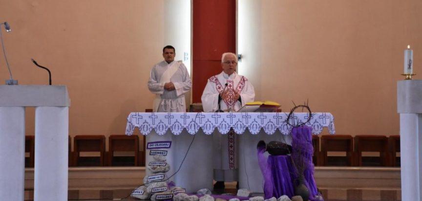 Blagovijest u župnoj crkvi u Prozoru