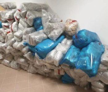 SIPA zaplijenila tri tone droge, pronađene i stotine tisuća eura