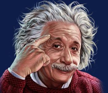 Na današnji dan rođen Albert Einstein
