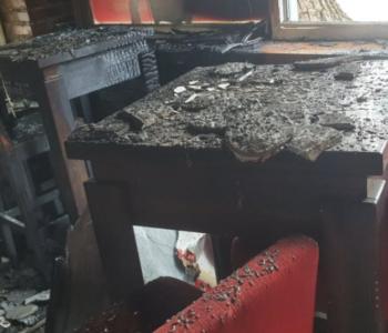 USKOPLJE Tri muškarca uhićena zbog paljenja sedam kladionica