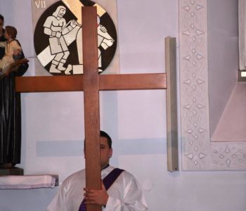 Križni put i misa u Prozoru