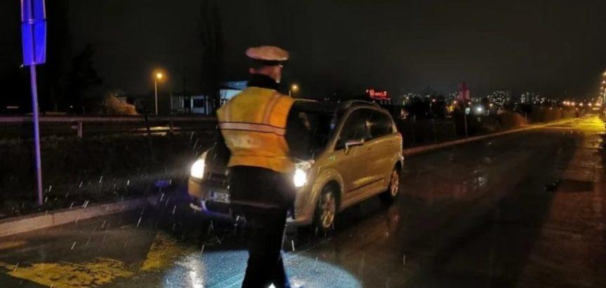 U Sarajevu 37 osoba kažnjeno s po 500 KM zbog kršenja policijskog sata
