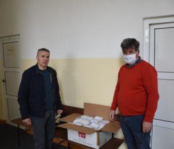 Tvornica Rama-Tex d.o.o. napravila i donirala 1000 maski za višekratnu upotrebu