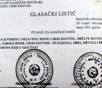 Neovisna Bosna i Hercegovina – Svačija i ničija