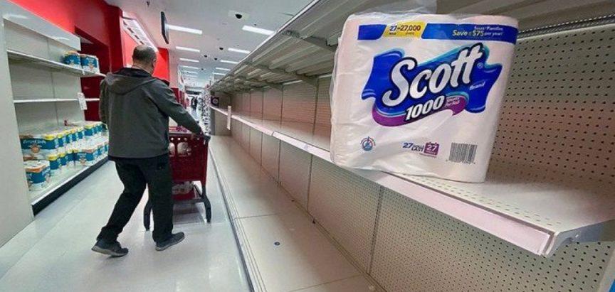 WC papir najtraženiji artikl: Stručnjaci objasnili zašto ga ljudi najviše kupuju