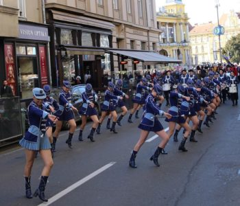 Najbolje europske mažoretkinje dolaze u Ramu!
