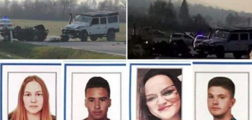 S velikom tugom Livno danas pokopalo 4 mlada života