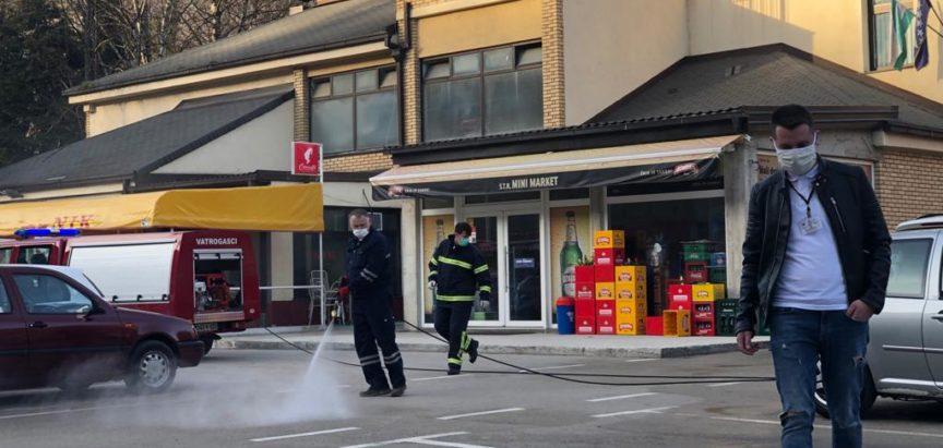 Obavijest: Provedba obveznih preventivnih mjera kod otvaranja poslovnih i drugih prostora na području općine Prozor-Rama