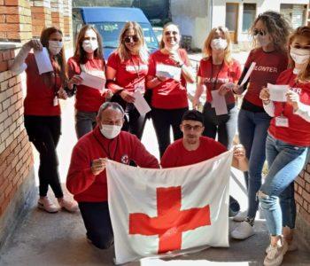 Crveni križ Prozor-Rama od početka pandemije koronavirusa neprestano na raspolaganju građanima