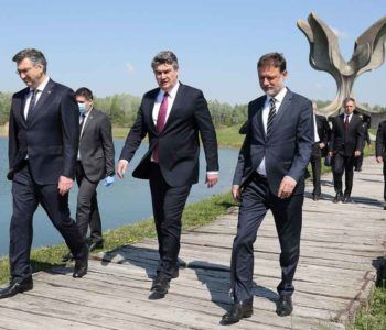 Hrvati bi trebali shvatiti da im uzor ne mogu biti ni Tito ni Pavelić