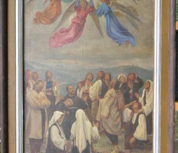 """Kopija """"Gospe Ramske"""" opet nad oltarom"""