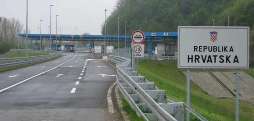 Hrvatska od jutros zatvorila 20 pograničnih prijelaza sa BiH koje koristi lokalno stanovništvo