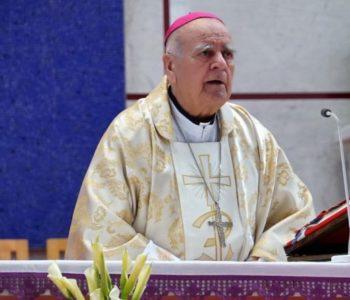 Biskup Ratko Perić naložio otvaranje crkava i održavanje misa s vjernicima