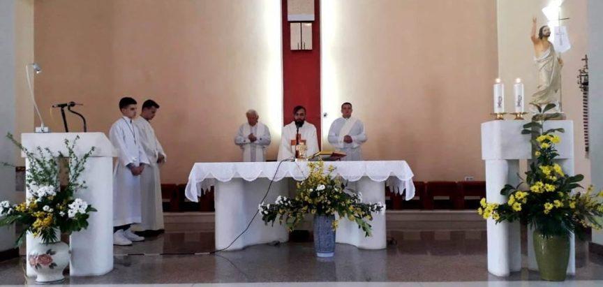 Uskrs proslavljen na način kao nikad do sada
