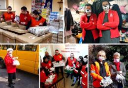 Sto tisuća katoličkih volontera u Poljskoj pomaže u borbi protiv pandemije