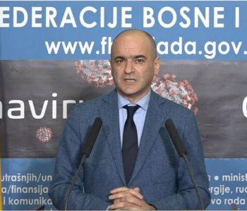 OTVARAJU SE GRANICE Čerkez najavio ukidanje zabrane ulaska strancima u BiH