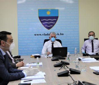 Održana 120. sjednica Vlade HNŽ-a