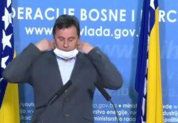 Novalić: Mislili smo da je korona pobijeđena, ali smo pogriješili. Imamo problem, ali nismo krivi zbog popuštanja mjera