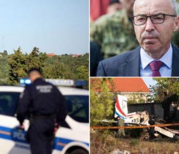 Krstičević dao ostavku nakon pada vojnog aviona kod Zadra