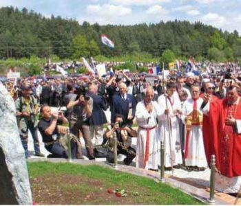Obilježavanje 75. obljetnice Bleiburške tragedije