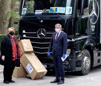 U Sarajevo stigla donacija iz Hrvatske