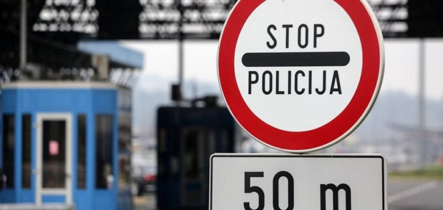 Upute građanima koji namjeravaju preko granice