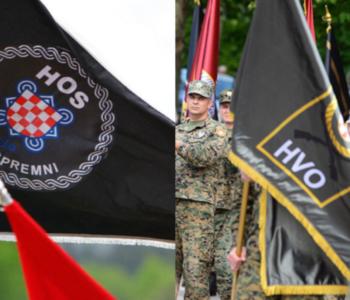 GENERALI ODLAZE: Šuti se o HOS-u, vrijeđaju se generali HVO-a