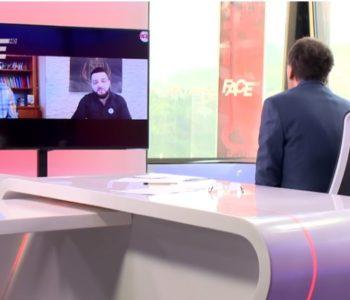 VIDEO  Žustra televizijska rasprava između fra Marija Knezovića i Nihada Aličkovića