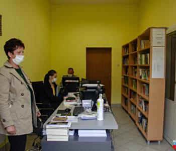 """Narodna knjižnica """"Rama"""" od danas je opet otvorena za sve knjigoljupce i za one koji će to tek postati"""