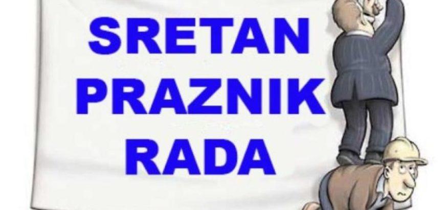 Praznika rada u BiH ove godine bez velikih okupljanja, na snazi policijski sat