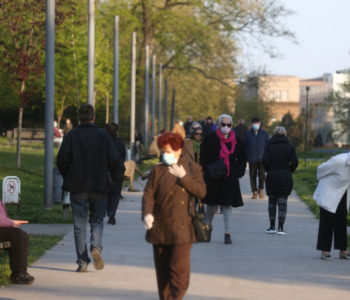 U FBiH ukinuta zabrana kretanja mlađim od 18 i starijim od 65 godina, otvaraju se kina i teretane