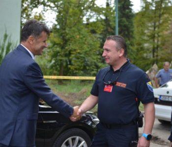 Uhapšeni premijer FBiH Fadil Novalić, te Fahrudin Solak i Fikret Hodžić