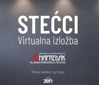 """""""Napretkova"""" online izložba """"Stećci – svjetska baština UNESCO-a"""""""