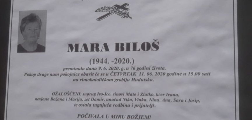 Mara Biloš