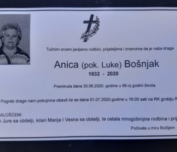 Anica Bošnjak