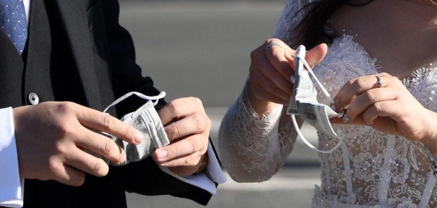 Svadbe u Hercegovini mladenci odgađaju za iduću godinu
