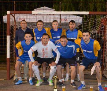 Foto: Pobjednik malonogometnog turnira u Prozoru  ekipa župe Prozor