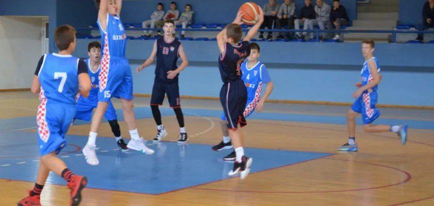 HKK Rama : Košarkaši u Širokom na Ljetnom kupu za kadete