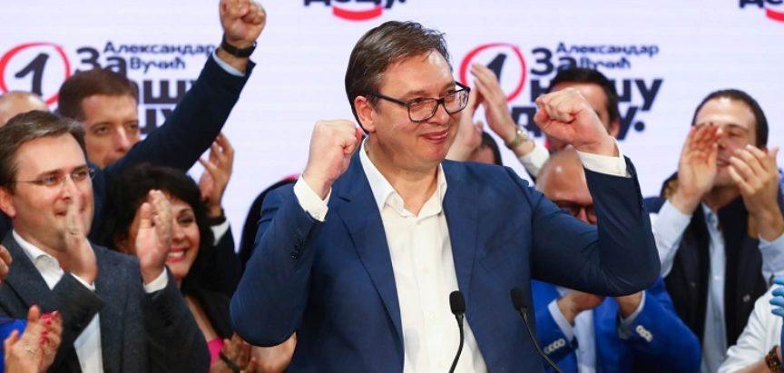 U Srbiji ništa novo – Vučić pobjednik, oporba ga optužuje za lažne izbore