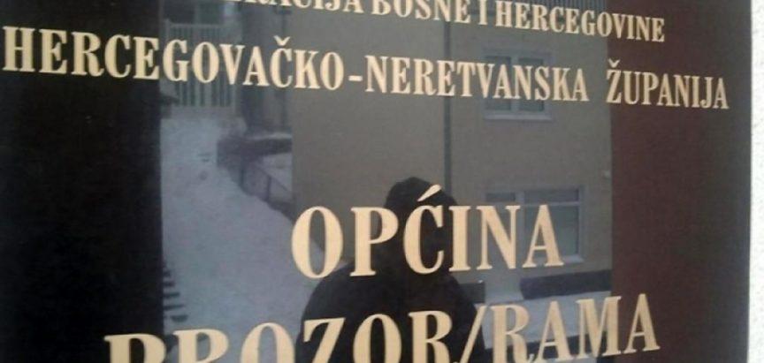 Općina Prozor-Rama prodaje motorno vozilo putem licitacije