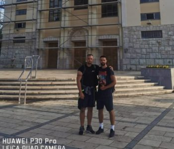 Dvojica policajaca pješačili iz Zagreba do Međugorja