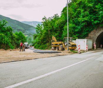 Idući tjedan započinje rekonstrukcija tunela kod skretnja za Ustiramu: Vozači strpljivost i oprez!