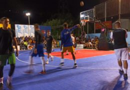 Pobjednik  Streetball-a za Juniore Rama 2020 je Caffe in Domić