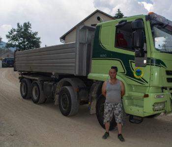 Foto/video: Završno uređenje skretanja za Ćališe, Lapsunj, Družinoviće…