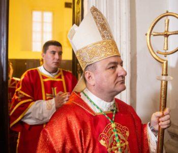 Novi Mostarsko-duvanjski biskup Mons.  Petar Palić