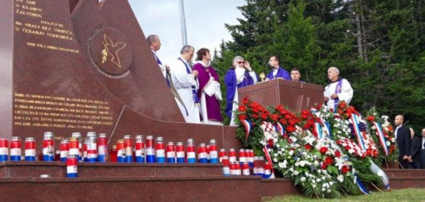 Obilježavanje 27. godišnjice stradanja Hrvata na Stipića livadi